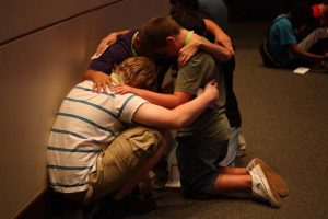 Covering your brother in prayer