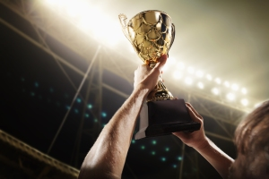 A Champion's anointing